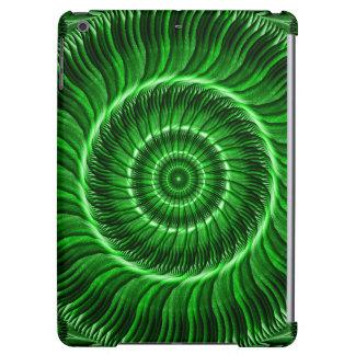 Watcher of the Green Mandala iPad Air Cases
