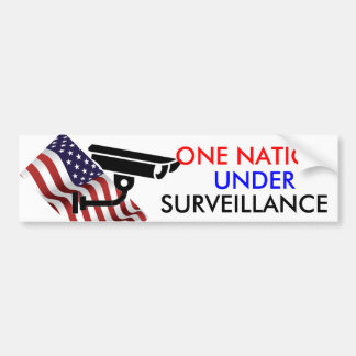 WATCHERS BUMPER STICKER