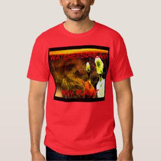 WatchersDream/New Planet T-Shirt
