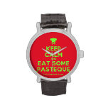 [Chef hat] keep calm and eat some pasteque  Watches