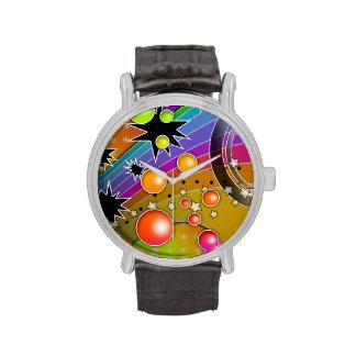 WATCHES - ASTROGOLICAL POP ART