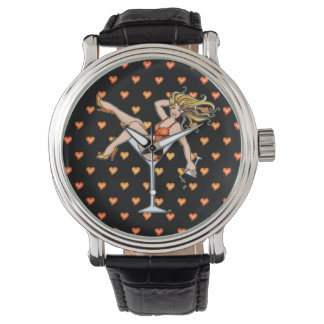 WATCHES - GIRL IN A MARTINI GLASS 2