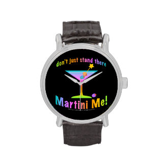 WATCHES - MARTINI ME!