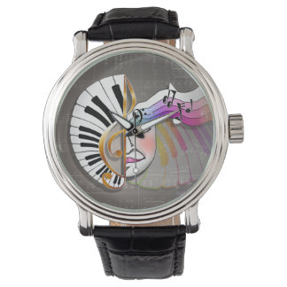 WATCHES - PIANO MUSIC and MASK