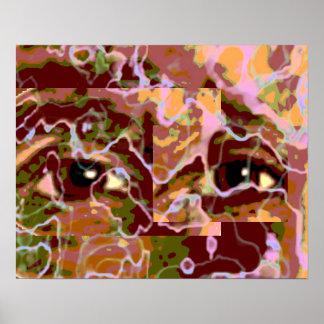 Watchful Eyes  -  2 Print