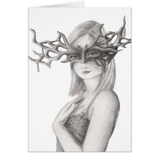 Watchful Eyes Card