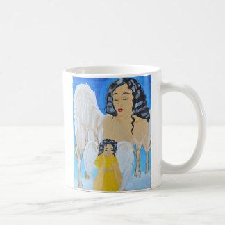 Watchful eyes coffee mug
