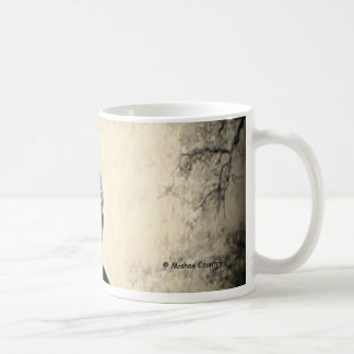 Watchful Hawk Coffee Mug