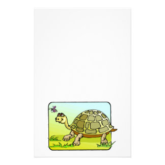 Watchful Turtle Stationery