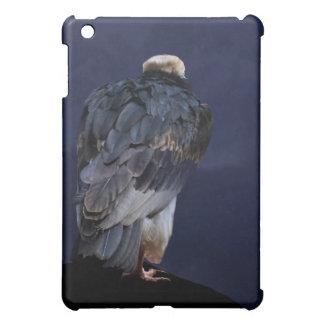 Watchful vulture iPad mini cover