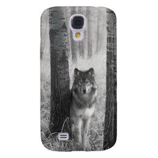 Watchful Wolf Samsung Galaxy S4 Case