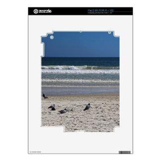 Watchin' the Tide Roll Away iPad 2 Skins