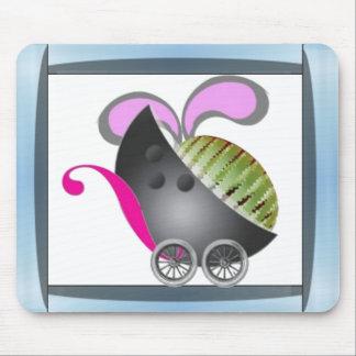 Watching Baby Mousepads