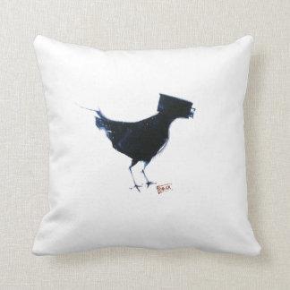 Watching Bird Pillows
