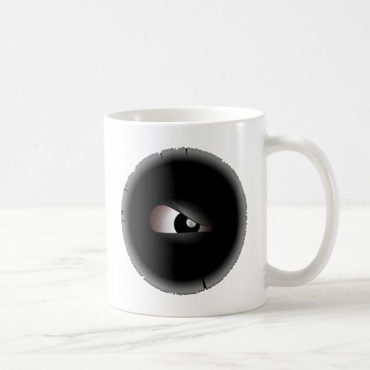 Watching Coffee Mug