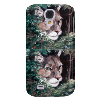 Watching Cougar IPhone 3 Case