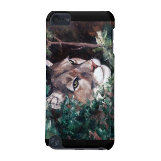 Watching Cougar IPod Touch Case