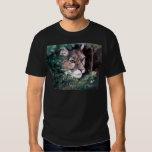 Watching Cougar Mens Tshirt