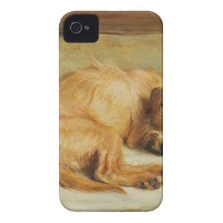 Watching Dog by Briton Riviere Case-Mate iPhone 4 Case