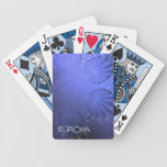 Watching Europa Playing Cards #2