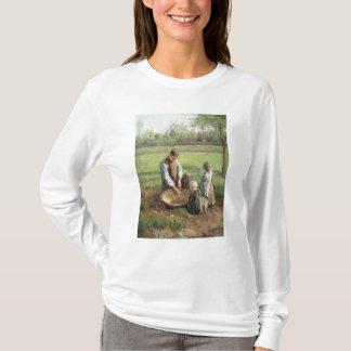 Watching Father Work T-Shirt