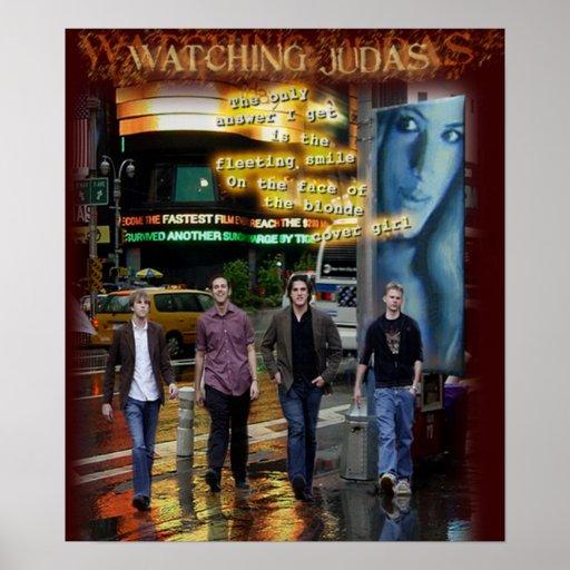 Watching Judas poster