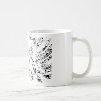Watching Mug Watching You