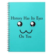 Watching Notebook