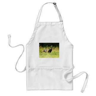 Watching Out Adult Apron
