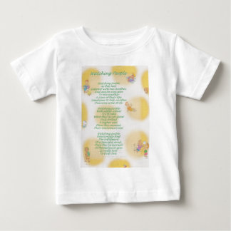 Watching People Products Baby T-Shirt