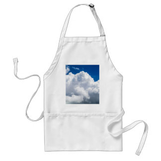 Watching the Clouds Adult Apron