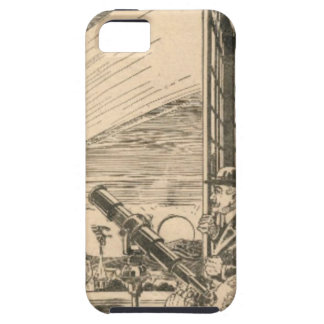 Watching the Comet iPhone 5 Covers