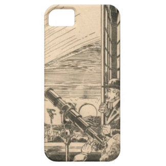 Watching the Comet iPhone 5 Cover
