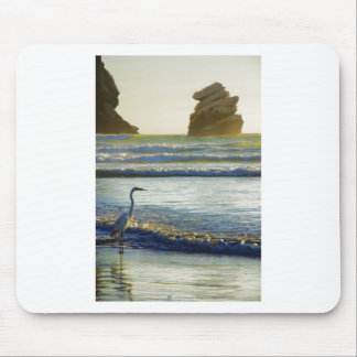 Watching the Dusk Mousepads