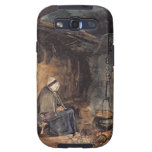 Watching the pot boil - a cottage interior samsung galaxy SIII cover
