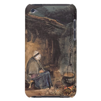 Watching the pot boil - a cottage interior Case-Mate iPod touch case