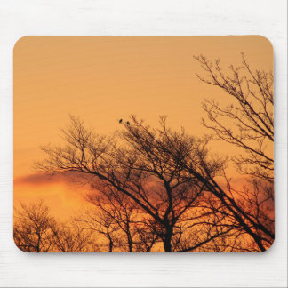 Watching the Sunrise Mouse Pad