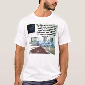Watching TV T-Shirt