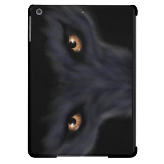 Watching Wolf iPad Air Cover