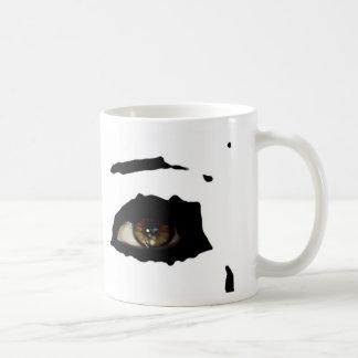 """Watching You"" coffee mug"