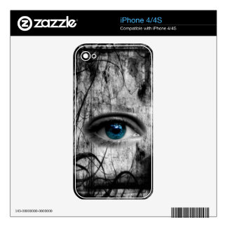 Watching You Decal For iPhone 4