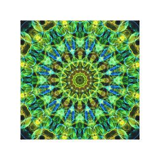 Watching You kaleidoscope Canvas Print