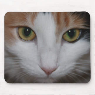 Watching you mouse pad