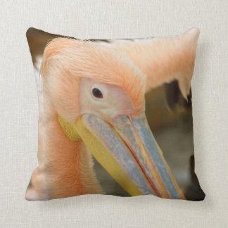Watching You Pelican Pillow