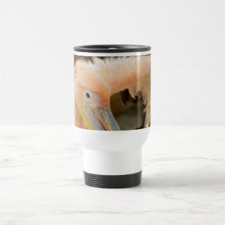 Watching You Pelican Travel Mug