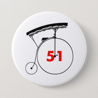 Watchmaker 51 pinback button