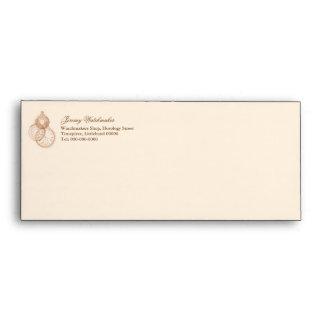 Watchmaker or repair business envelope