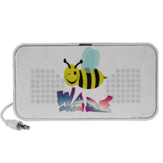 watchout de las mercancías de la abeja portátil altavoz