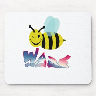 watchout de las mercancías de la abeja alfombrilla de ratón