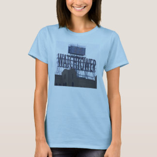 watchtower sign t-shirt